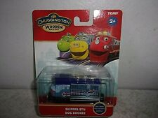 Chuggington Wooden Railway - Skipper Stu Doc Docker - New in Package