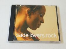 Lovers Rock by Sade (CD, Nov-2000, Epic Records) It's Only Love that Gets You Th