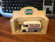 Lledo Promotors Morris LD150 Van - Dairy Farm - Boxed