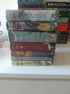 J. K. Rowling - Harry Potter prima edizione completa (vecchia traduzione)