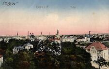 16732/ Foto AK, Lissa i. Posen, Total, 1915