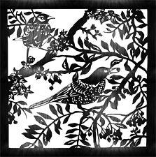 DXF-CDR of PLASMA LASER & ROUTER Cut -CNC BEST ART PANEL BIRD