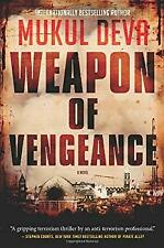 Weapon of Vengeance by Deva, Mukul
