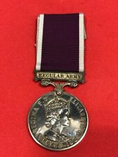 More details for long service & good conduct medal er2, to wrac s.sgt.