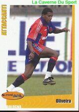 193 OLIVEIRA BRAZIL BOLOGNA.FC STICKER SUPER CALCIO 2001 PANINI