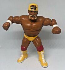 WWF WWE WCW TNA CUSTOM HASBRO HULK HOGAN WRESTLING ACTION FIGURE MATTEL RETRO