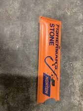 Vintage Norton Fisherman's Stone Hook Sharpener with Original Case
