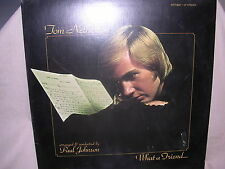 Tom Netherton What a Friend We Have in Jesus Word Records WST 8667 VG / VG