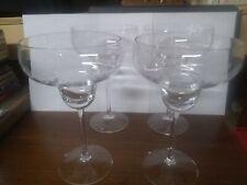 Large Margarita Glasses Set Of 4