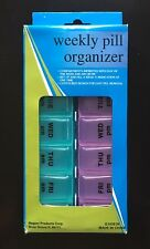 Weekly AM/PM Pill Organizer Case of 72 - G14381