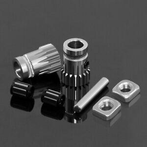 Prusa i3 MK2.5 MK3 MK3S Clone 3D Printer Extruder Gears Upgrade Parts Kit UK