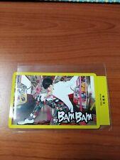 GOT7  Love Train Bambam Photocard Official Jp Press