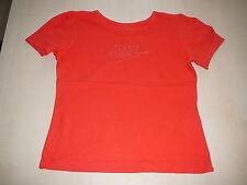 Nike tolles T-Shirt Gr. 122 / 128 orange !!