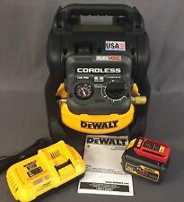 New DEWALT FLEXVOLT 2.5 Gal. 60V MAX Electric Air Compressor Kit DCC2560T1
