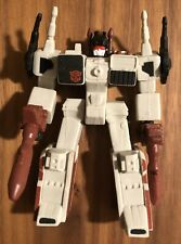 Transformers HOC Takara Metroplex SCF Figure Brand New Heroes
