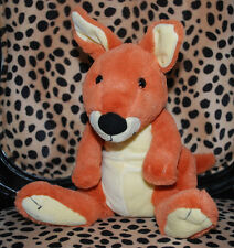 """Kohl's Cares Eric Carle Does a Kangaroo Have a Mother Too 11"""" Stuffed Animal Toy"""