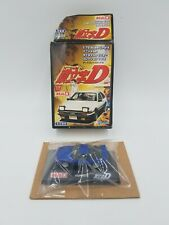 Yodel 1:72 Real-X Initial D NISSAN SILEIGHTY Mako Sato diecast car model - Blue