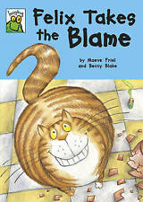 Leapfrog: Felix Takes the Blame, Friel, Maeve, Hardcover, Very Good Book