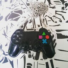 Unique PLAYSTATION PS3  NECKLACE handmade GAMING CONTROLLER game MIXED UP DOLLY!