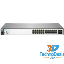 HP J9773a 24-port Managed Ethernet Network Switch