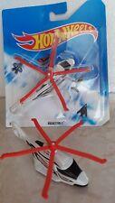 Hot Wheels Collezione Elicottero ROCKET FYR-1 Brand MATCHBOX By MATTEL 1:64