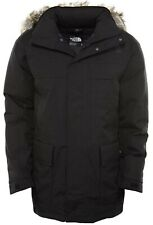 The North Face Gotham Black  Down Hooded Jacket Mens Medium