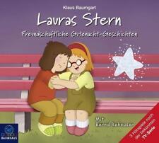 Baumgart Lauras Stern 12 Freundschaftliche Gutenacht-Geschichten CD HörSpiel NEU