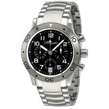 Breguet Type XX Transatlantique Black Dial Mens Watch 3820STH2SW9