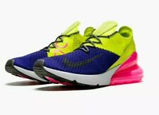 Nike Air Max 270 Flyknit AO1023 501 Men's US Size 10 MSRP $170