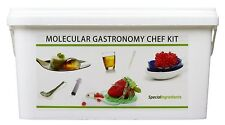 Special Ingredients Molecular Gastronomy Chef Kit