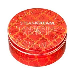 STEAM CREAM - Tangerine & Argan Steam Cream 75ml sealed RRP £60