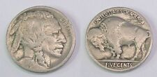 1916 P  Buffalo Nickel  About Good - Good AG - G One Digit Date
