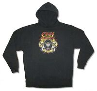 Ozzy Osbourne You Can't Kill Rock & Roll Pull Over Sweatshirt Hoodie New