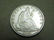 1877 U.S. Half Dollar