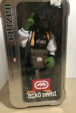 "Citizen Urban Icon 2004 Ecko Unltd 12"" Green Rhino Figure s1 X-Concepts New"