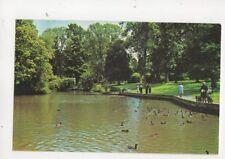 Hampden Park Eastbourne Postcard 225b