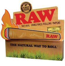 RAW Rolling Papers - Limited Edition- Motorized Cone Wobbler Motion Display Sign