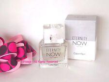 New Calvin Klein Eternity Now Eau de Toilette Men Mini Perfume Splash .5 oz 15ml