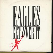 EAGLES CD SINGLE FRANCE GET OVER IT