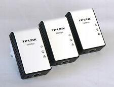 3x TP-Link AV200 Powerline Adapter TL-PA211 DLAN Internet über Strom