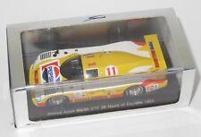 1/43 Nimrod Aston Martin Pepsi Challenger  Daytona 24 Hrs 1983 #11