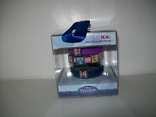 Disney Frozen Interchangeable Charm Bracelets Roxo Gift Box Set - Small New
