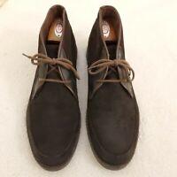 Mark Nason Sketchers Mens Comfort All Day Brown Chukka Boots US 8.5 EU 41.5