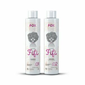 Fox Dona Fifi Conditioning Mask 2x1000ml Brazilian Keratin - Fox Professional