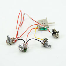 Fender American Standard Stratocaster HH Wiring Harness Way T - Hh 5 way switch wiring