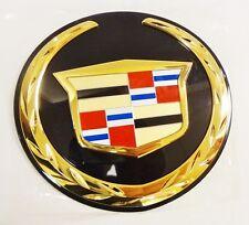 Cadillac ESCALADE 2007 2008 09 10 11 12 2013 2014 REAR EMBLEM 24K GOLD PLATED