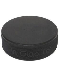 New!! Inglasco Regulation Practice Puck 6 oz - Black - (6 Pack)