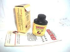 Corega medical free sample Co Re Ga Denture Adhesive powder tin in box w/ad