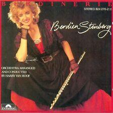 BERDIEN STENBERG - Berdinerie 10TR CD CLASSICAL / Flute RARE!