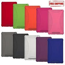 AMZER SILICONE SOFT SILICONE SKIN GEL CASE COVER FIT FOR GOOGLE / ASUS NEXUS 7